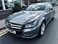2011 MERCEDES-BENZ CLS CLASS 3.0 CLS350 CDI BLUEEFFICIENCY 4d AUTO 265 BHP £13995.00