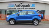 USED 2014 14 FORD ECOSPORT 1.5 TITANIUM TDCI 5d 88 BHP LOW DEPOSIT OR NO DEPOSIT FINANCE AVAILABLE