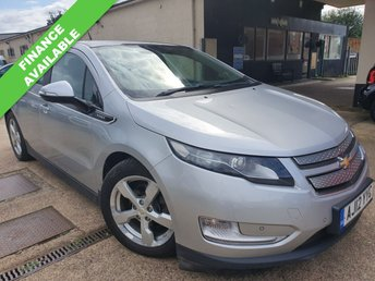 View our CHEVROLET VOLT