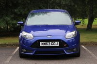 USED 2014 63 FORD FOCUS 2.0 ST-3 5d 247 BHP