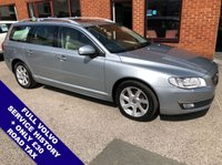"""USED 2015 64 VOLVO V70 2.0 D3 SE LUX 5DOOR 136 BHP DAB   :   Sat Nav   :   USB/AUX   :   Cruise Control   :   Bluetooth   :   Climate Control / Air Con   Heated Front Seats      :      Rear Entertainment System      :      Front & Rear Parking Sensors     17"""" Alloy Wheels   :   Full Volvo Service History"""