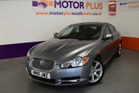 USED 2010 10 JAGUAR XF 3.0 V6 LUXURY 4d 240 BHP