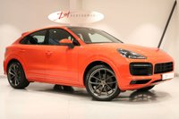 USED 2019 19 PORSCHE CAYENNE COUPE 3.0 V6 TIPTRONIC 5d AUTO 336 BHP  LIGHTWEIGHT SPORTS PACKAGE