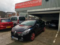 USED 2016 16 RENAULT CLIO 1.5 DYNAMIQUE S NAV DCI 5d AUTO 89 BHP ONLY 8106 MILES FROM NEW! EXCEPTIONALLY CHEAP TO RUN AND EXCELLENT FUEL ECONOMY! GOOD SPECIFICATION INCLUDING ALLOY WHEELS, AIR CONDITIONING,AUXILIARY AND USB INPUT, MEDIA CONNECTIVITY, BLUETOOTH, ELECTRIC WINDOWS AND MIRRORS, SAT NAV, ISOFIX CHILD SEAT ANCHOR POINTS AND REAR PARKING SENSORS. MEETS ALL LARGE CITY EMISSION STANDARDS.