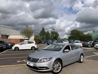 2012 VOLKSWAGEN CC 2.0 TDI BLUEMOTION TECHNOLOGY 4d 138 BHP £6995.00
