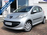 USED 2008 08 PEUGEOT 107 1.0 URBAN 3d 68 BHP SUPPLIED WITH 12 MONTHS MOT, LOVELY CAR TO DRIVE