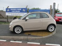 2013 FIAT 500 1.2 C COLOUR THERAPY 3d 69 BHP £4995.00