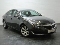 USED 2015 15 VAUXHALL INSIGNIA 2.0 TECH LINE CDTI ECOFLEX S/S 5d 118 BHP 1 OWNER + SERVICE HISTORY + SAT NAV + BLUETOOTH