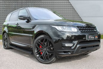 2016 LAND ROVER RANGE ROVER SPORT 3.0 SDV6 AUTOBIOGRAPHY DYNAMIC 5d AUTO 306 BHP £SOLD