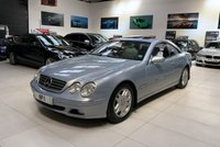USED 2002 02 MERCEDES-BENZ CL 5.0 CL 500 2d 302 BHP