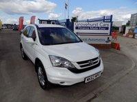 2012 HONDA CR-V 2.2 I-DTEC ES-T 5d AUTO 148 BHP £9995.00