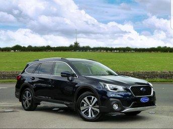 2019 SUBARU OUTBACK 2.5 I SE AUTO PREMIUM PLUS EDITION 175 BHP £34995.00