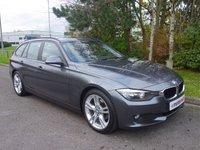 2016 BMW 3 SERIES 2.0 318D SPORT TOURING 5d AUTO 148 BHP £10990.00