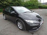 2012 HONDA CIVIC 1.3 I-VTEC SE 5d 98 BHP £4490.00
