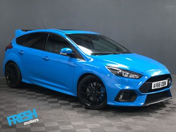 2016 FORD FOCUS 2.3 RS Mountune 5d 375 BHP £27885.00