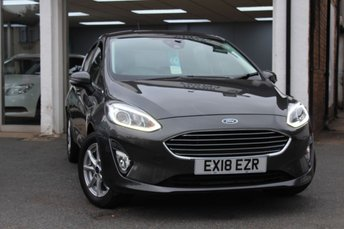 Used FORD FIESTA for sale in Romford