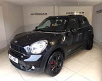 USED 2013 13 MINI COUNTRYMAN COOPER SD ALL4