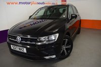 USED 2017 17 VOLKSWAGEN TIGUAN 1.4 SE NAVIGATION TSI BLUEMOTION TECHNOLOGY 5d 148 BHP