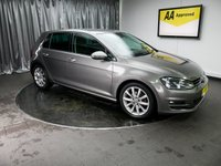 USED 2013 63 VOLKSWAGEN GOLF 2.0 GT TDI BLUEMOTION TECHNOLOGY 5d 148 BHP £0 DEPOSIT FINANCE AVAILABLE, AUX INPUT, AIR CONDITIONING, BLUETOOTH CONNECTIVITY, CLIMATE CONTROL, DAB RADIO, ELECTRONIC PARKING BRAKE, PARKING SENSORS, SAT-NAV, STEERING WHEEL CONTROLS,TRIP COMPUTER