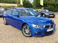 2015 BMW 3 SERIES 2.0 320D M SPORT 4d 181 BHP £13500.00