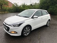 USED 2015 65 HYUNDAI I20 1.4 GDI SE 5d 99 BHP High Spec New Model i20