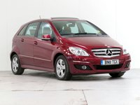 USED 2011 11 MERCEDES-BENZ B CLASS 2.0 B180 CDI SE 5d AUTO 108 BHP PANROOF HEAT-SEAT PARK-ASSIST..