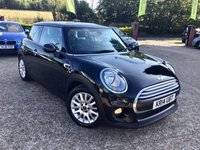 2014 MINI HATCH COOPER 1.5 COOPER 3d 134 BHP £8000.00