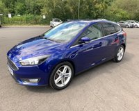 USED 2015 15 FORD FOCUS 1.0 ZETEC NAVIGATOR ECOBOOST 125 BHP THIS VEHICLE IS AT SITE 1 - TO VIEW CALL US ON 01903 892224
