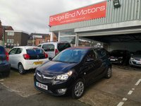 USED 2018 18 VAUXHALL VIVA 1.0 SE 5d 74 BHP ONLY 1865 MILES! CHEAP TO RUN ,LOW CO2 EMISSIONS, LOW ROAD TAX AND EXCELLENT FUEL ECONOMY! WITH AUXILIARY INPUT, CRUISE CONTROL, USB INPUT! MEETS LARGE CITY EMISSION STANDARDS!