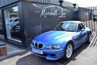 USED 1998 S BMW Z3M 3.2 M ROADSTER 2d 316 BHP RARE APPRECIATING ASSET - 14 STAMPS TO 105K - SAME OWNER FOR LAST 8 YEARS - 321 BHP
