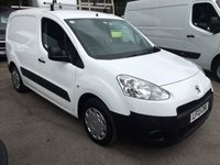 USED 2013 13 PEUGEOT PARTNER 1.6 HDI PROFESSIONAL L1 *AIR CON*3 SEAT*