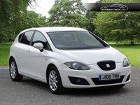 2012 SEAT LEON 1.6 CR TDI SE COPA 5d 103 BHP £4695.00