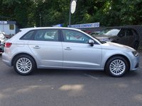USED 2015 15 AUDI A3 2.0 TDI SE TECHNIK 5d 148 BHP Nav,Media,1Owner