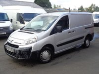 USED 2007 57 CITROEN DISPATCH 1.6 1000 L1H1 SWB HDI 90 6d 89 BHP SPARES OR REPAIRS