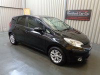2014 NISSAN NOTE 1.2 ACENTA 5d 80 BHP £5995.00