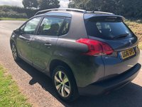 USED 2016 16 PEUGEOT 2008 1.6 BLUE HDI ACTIVE 5d 75 BHP **£0 ROAD TAX FUND ** FSH ** IDEAL FAMILY CAR **