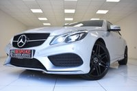 USED 2016 66 MERCEDES-BENZ E CLASS E220D AMG LINE EDITION AUTOMATIC
