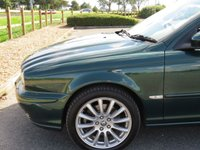 USED 2005 05 JAGUAR X-TYPE 2.5 V6 SPORT 4d 195 BHP