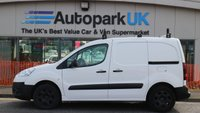 USED 2014 14 PEUGEOT PARTNER 1.6 HDI SE L1 625 1d 74 BHP LOW DEPOSIT OR NO DEPOSIT FINANCE AVAILABLE