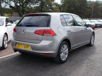 USED 2013 VOLKSWAGEN GOLF 1.2 S TSI BLUEMOTION TECHNOLOGY DSG 5d AUTO 103 BHP