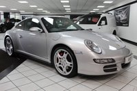 USED 2005 55 PORSCHE 911 3.8 CARRERA 4S 350 BHP PASM! FPSH 19'S HEATED LEATHER!
