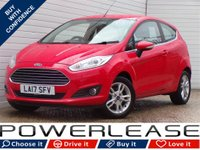 USED 2017 17 FORD FIESTA 1.2 ZETEC 3d 81 BHP AIRCON HEATED SCREEN BLUETOOTH