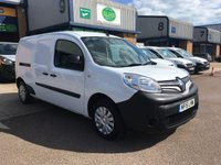 USED 2015 15 RENAULT KANGOO MAXI 1.5 LL21 CORE DCI 1d 110 BHP