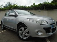 USED 2010 60 RENAULT MEGANE 1.6 DYNAMIQUE TOMTOM VVT 5d 110 BHP GUARANTEED TO BEAT ANY 'WE BUY ANY CAR' VALUATION ON YOUR PART EXCHANGE