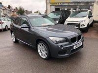 USED 2013 13 BMW X1 2.0 XDRIVE20D M SPORT 5d AUTO 181 BHP PROFESSIONAL SAT NAV