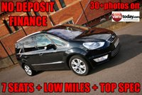 2013 FORD GALAXY 1.6 TITANIUM X TDCI 5d 115 BHP + LEATHER + PAN ROOF £SOLD