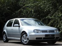 USED 2002 51 VOLKSWAGEN GOLF 1.9 GT TDI 5dr 130 BHP 1 OWNER ONLY 39K FSH A/C VGC