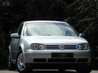 2002 VOLKSWAGEN GOLF 1.9 GT TDI 5dr 130 BHP £6975.00