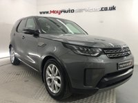 USED 2018 LAND ROVER DISCOVERY 3.0 TD6 SE 5d AUTO 255 BHP *FULL DEALER SERVICE HISTORY* *7 SEATS*