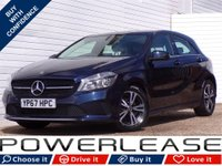 USED 2017 67 MERCEDES-BENZ A CLASS 1.5 A 180 D SE 5d 107 BHP LEATHER BLUETOOTH CLIMATE CONT
